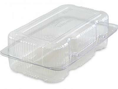Embalagens descartáveis para microondas