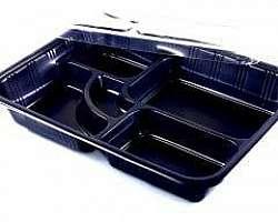 Embalagens descartáveis para alimentos