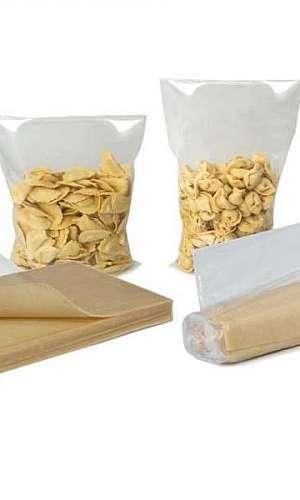 embalagem plástica para alimentos