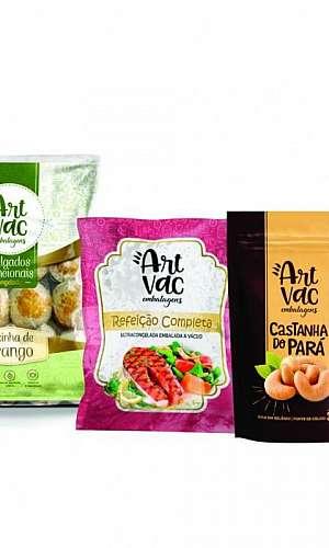 Embalagens para alimentos