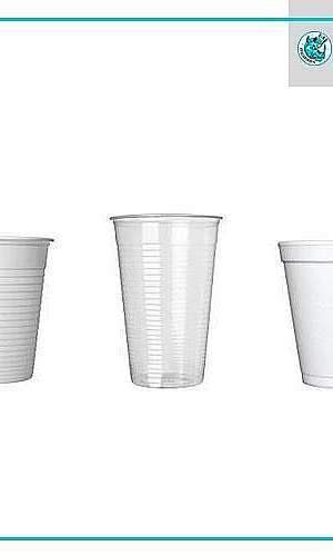 Fornecedor de copos descartáveis